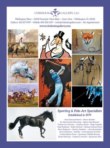 Collection of Sporting and Polo Art