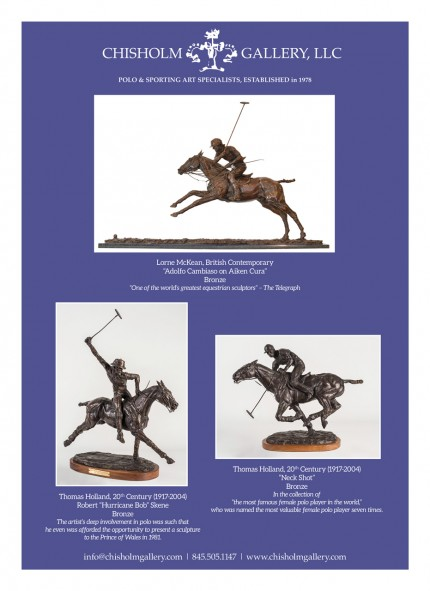Bronze Collection: Lorne McKean and Thomas Holland