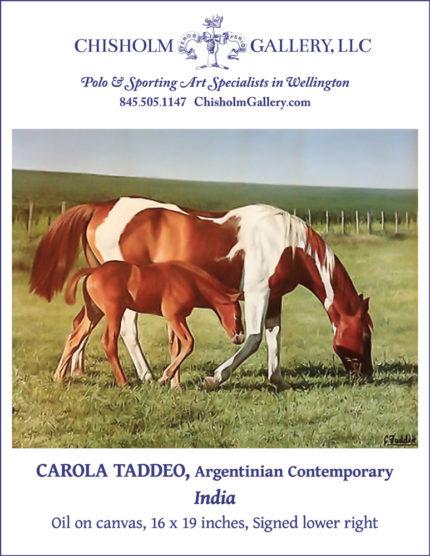 """Carola Taddeo """"India"""""""