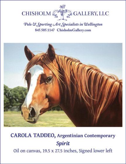 "Carola Taddeo ""Spirit"""