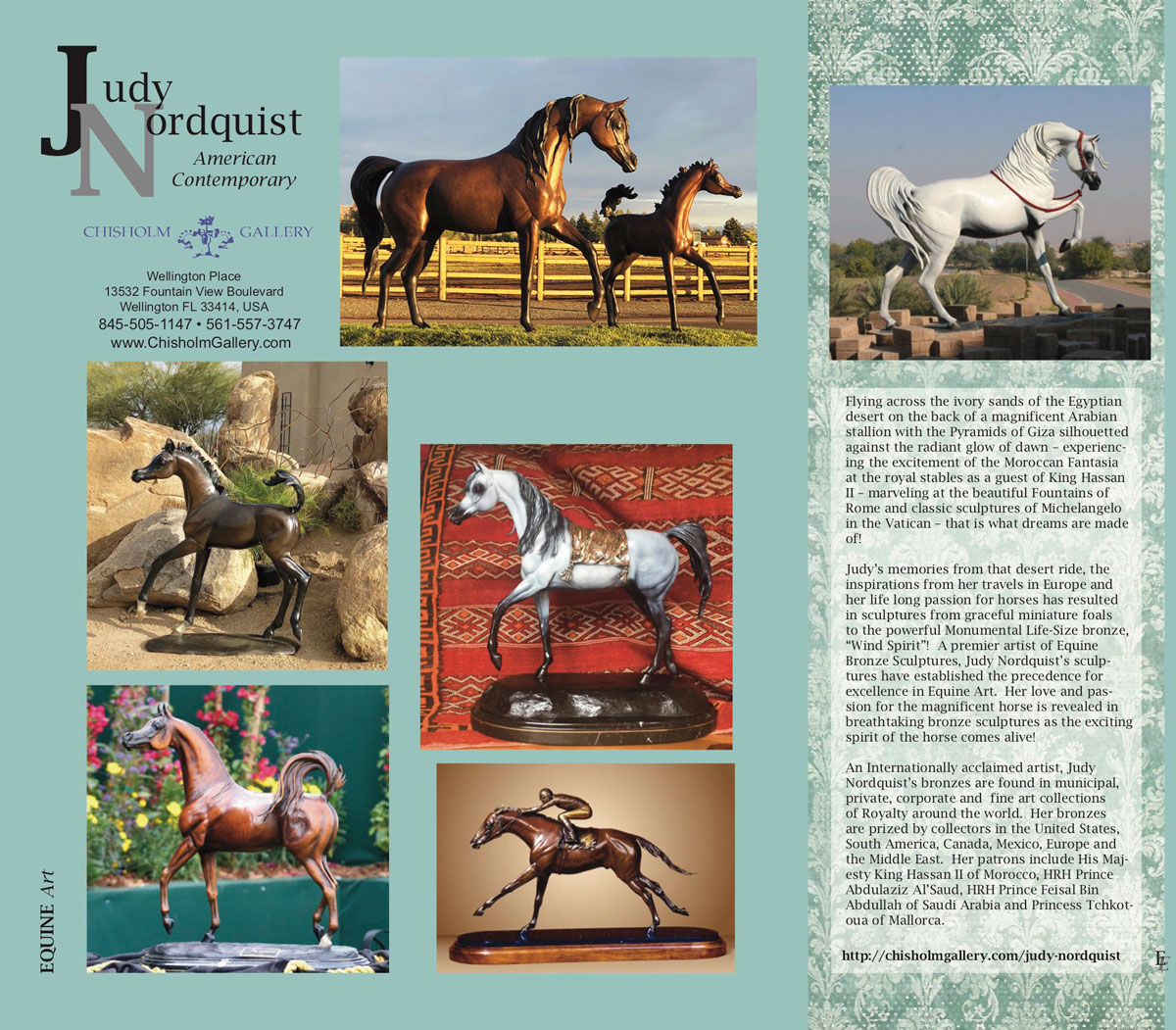 Elite-Equestrian-Judy-Nordquist-Featured-Artist-web